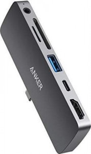 Anker PowerExpand Direct 6-in -1 USB-C PD Media Hub