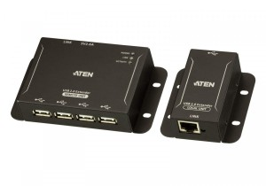 ATEN Ekstender USB 2.0 Cat 5 do 50m UCE3250-AT-G